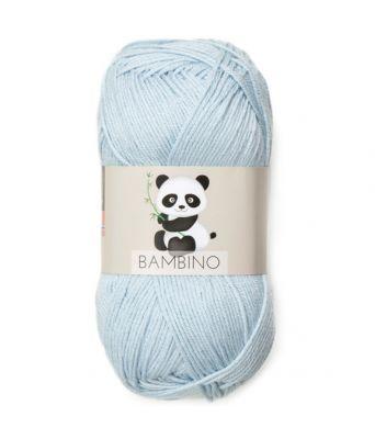 Viking garn - Bambino 420 - Lys blå