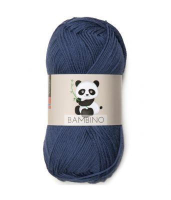 Viking garn - Bambino 427 - Blå