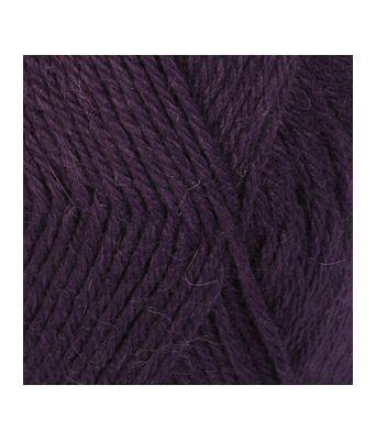 Drops Lima uni colour - 4377 Mørk lilla