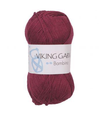 Viking garn - Bambino 461 - Lyng