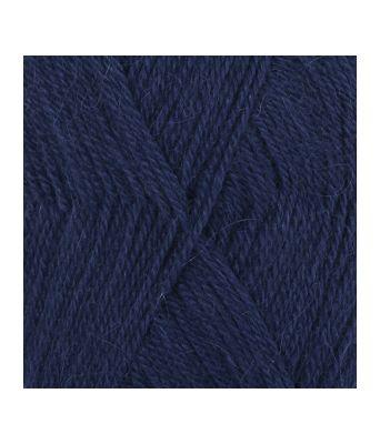 Drops Alpaca uni colour - 5575 Marineblå