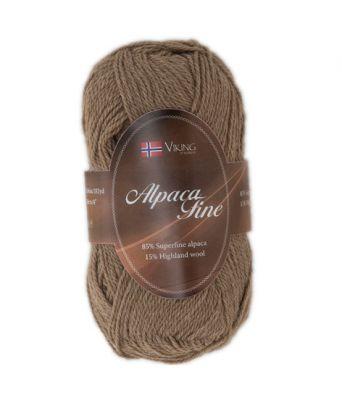 Viking garn - Alpaca Fine 607 - Beige