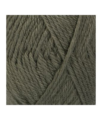 Drops Lima uni colour - 7810 Mosegrønn