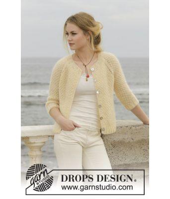 Le Conquet jakke fra Drops 191-8