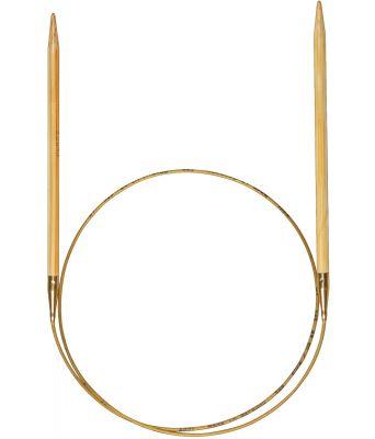 Addi rundpinne i bambus 40cm / 7.0mm