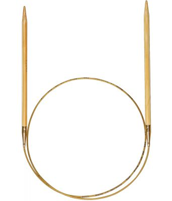 Addi rundpinne i bambus 60cm / 7.0mm