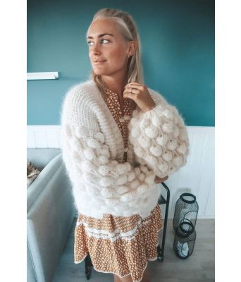 Bubbledream cardigan
