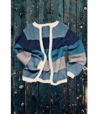 Sorbet bluse fra Mille Fryd Knitwear (5 farger) v005
