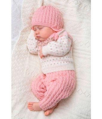 Rosa hentesett til baby - Viking 1305-16