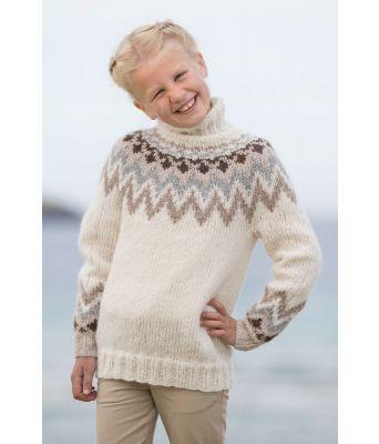 Kathrine genseren fra Farmen til barn - Viking 1814-1