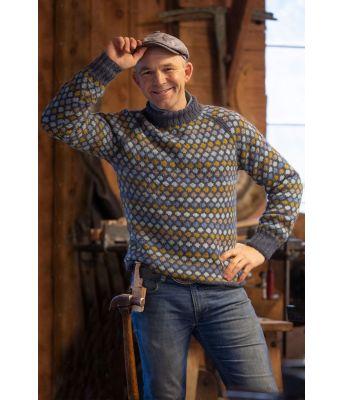 Erik Alfred sin Oppfinner genser fra Kjendis Farmen - Viking 2010-1