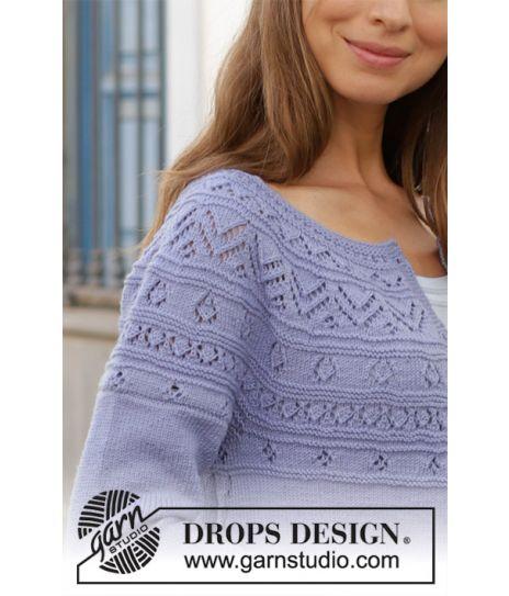 DROPS 116 24 Gratis strikkeoppskrifter fra DROPS Design