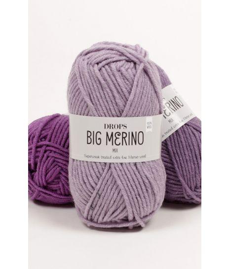 Drops Big Merino uni colour 05 Mocca